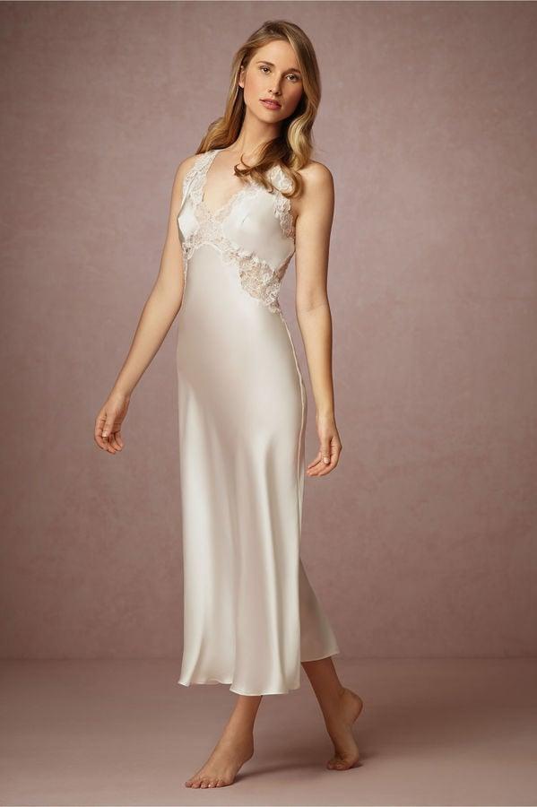 c363a028e1 BHLDN Henriette Open Back Gown (£180)