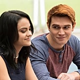 Archie and Veronica From Riverdale