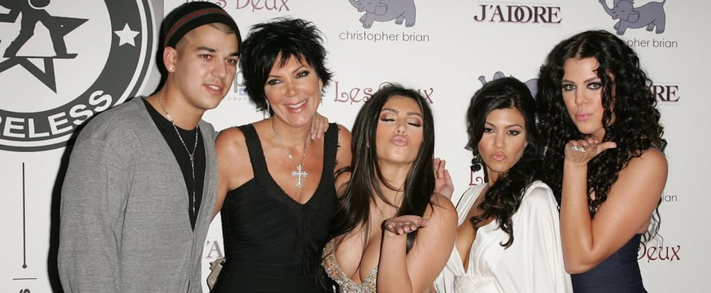 Pictures of the Kardashian-Jenner Family Over the Years