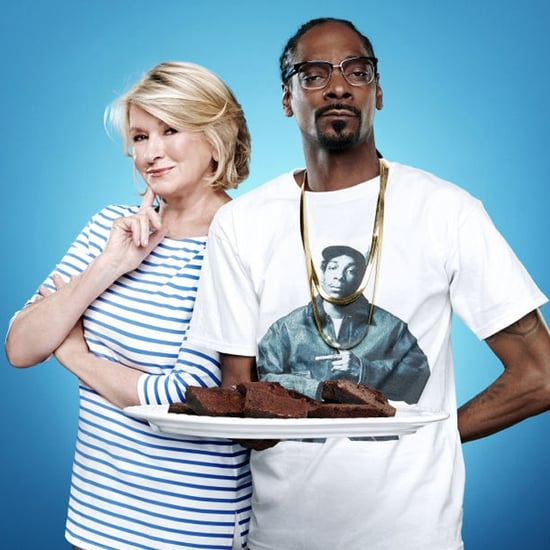 Martha Stewart and Snoop Dogg's Cooking Show Review