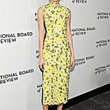Gemma Chan at the 2019 National Board of Review Awards