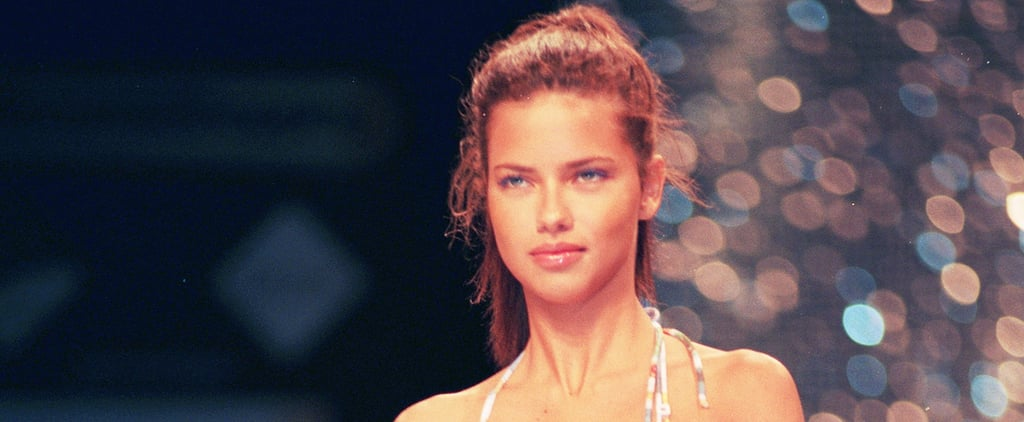 Adriana Lima's Changing Looks Through the Years
