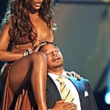 Terrence Howard wasn't ready for Beyoncé's jelly.