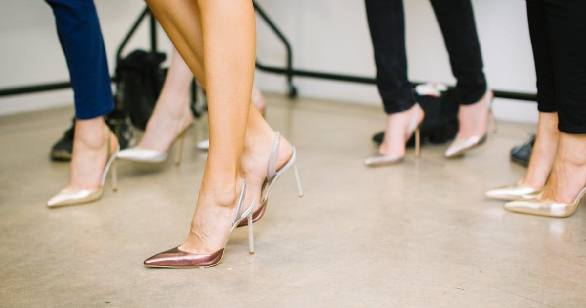 What Is a Heels Dance Class Like