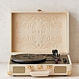 Crosley UO Exclusive Folklore Floral Cruiser Bluetooth Record Player