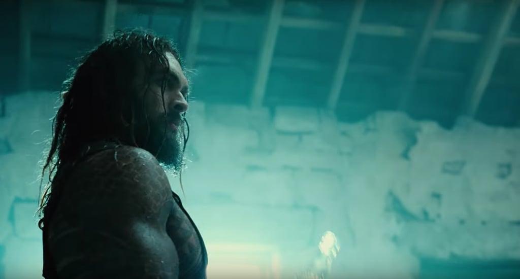 Jason Momoa as Aquaman Pictures   POPSUGAR Entertainment