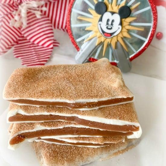 Disneyland Churro Toffee Recipe