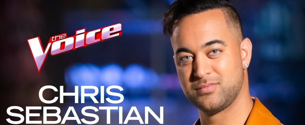 Chris Sebastian Wins The Voice Australia 2020