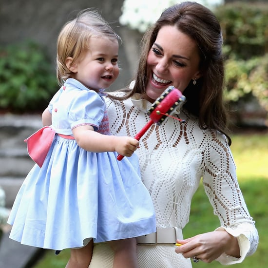 Duchess Kate See By Chloe Dress in Canada Sept. 2016