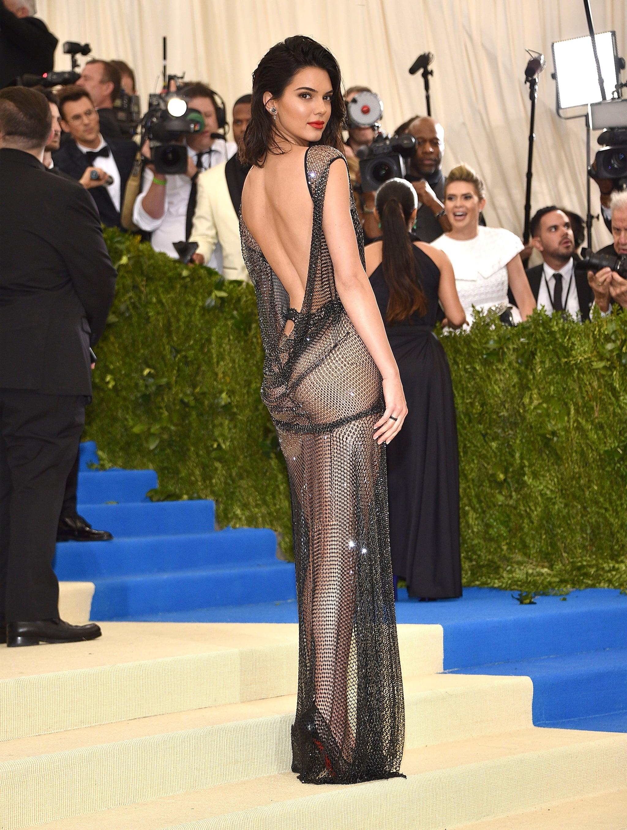 Kendall Jenner at the Met Gala Internet Reactions 2017 | POPSUGAR ...