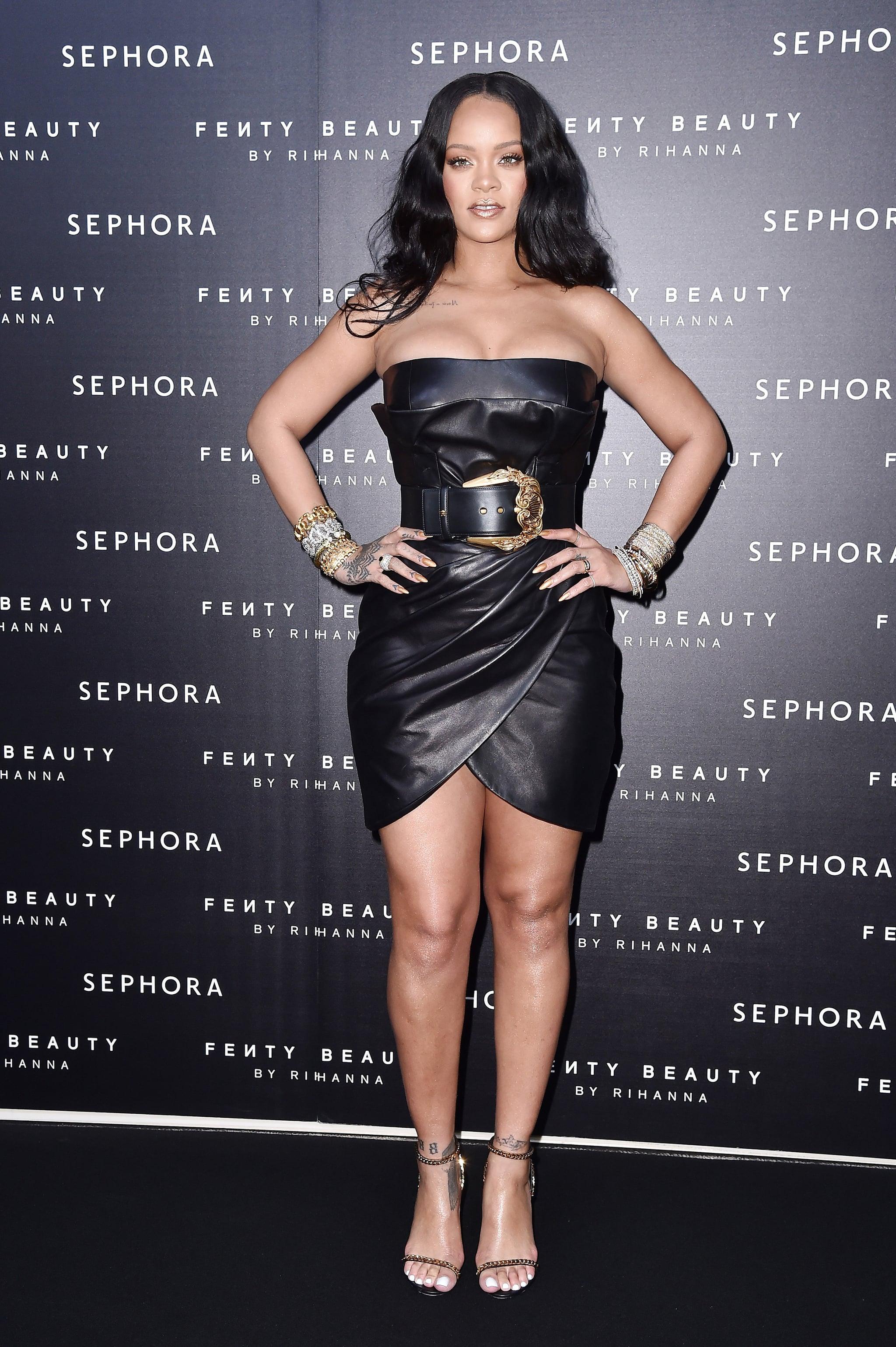5c3105c20d585 Rihanna Diet and Workouts | POPSUGAR Fitness