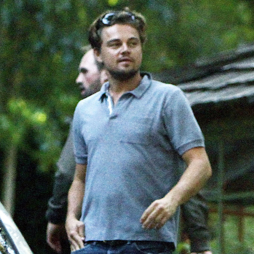 Leonardo DiCaprio and Lukas Haas Pictures on Mulholland Drive