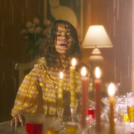 "Selena Gomez's Yellow Dress in ""Fetish"" Video"