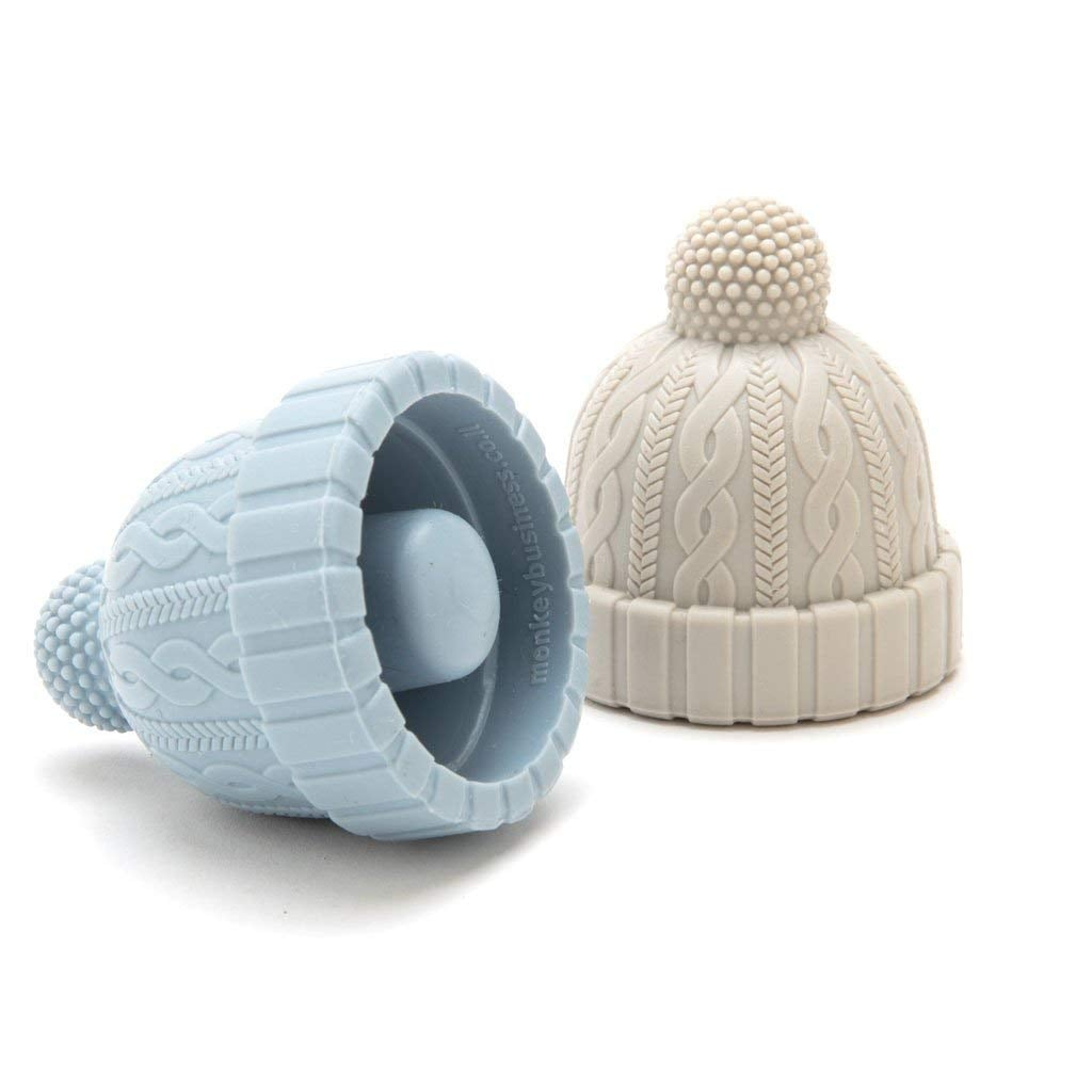 Beanie Cap Silicone Bottle Stopper