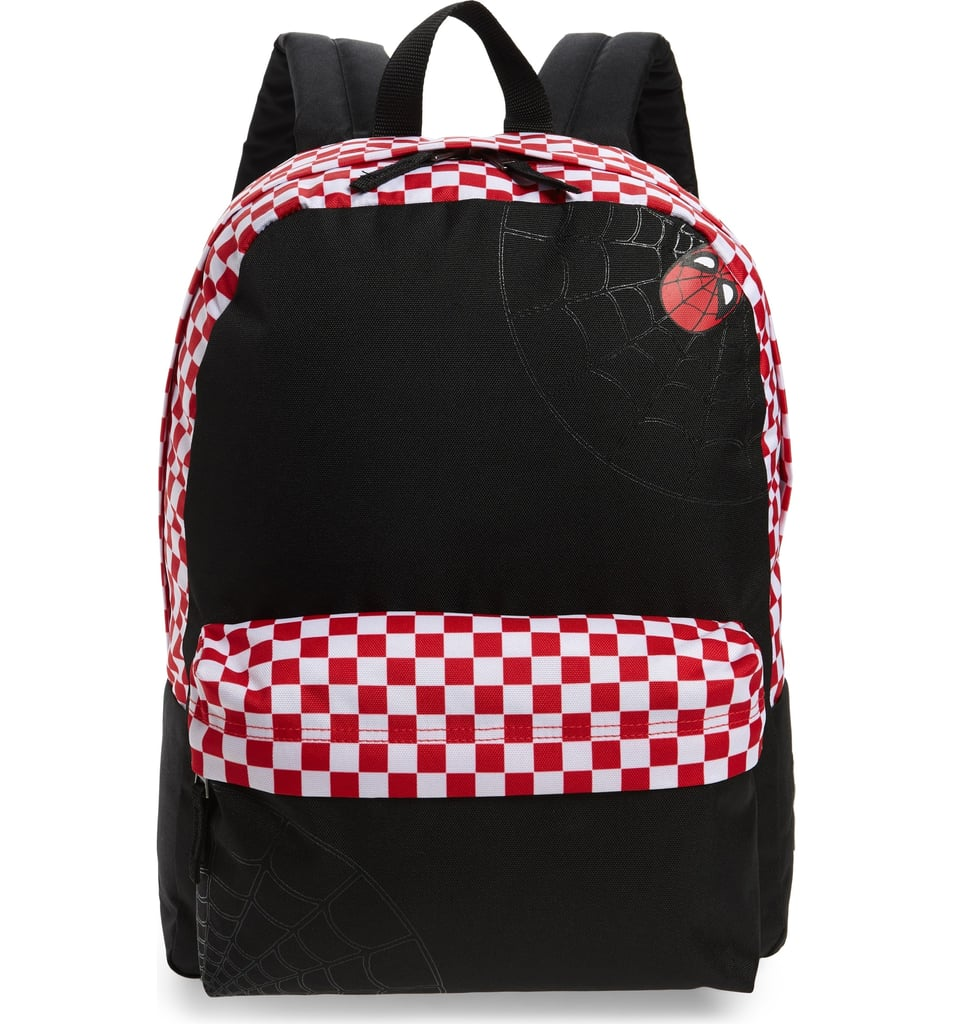fa13e1a3818 Vans x Marvel Spidey Realm Backpack | Cute Backpacks For Kids 2018 ...