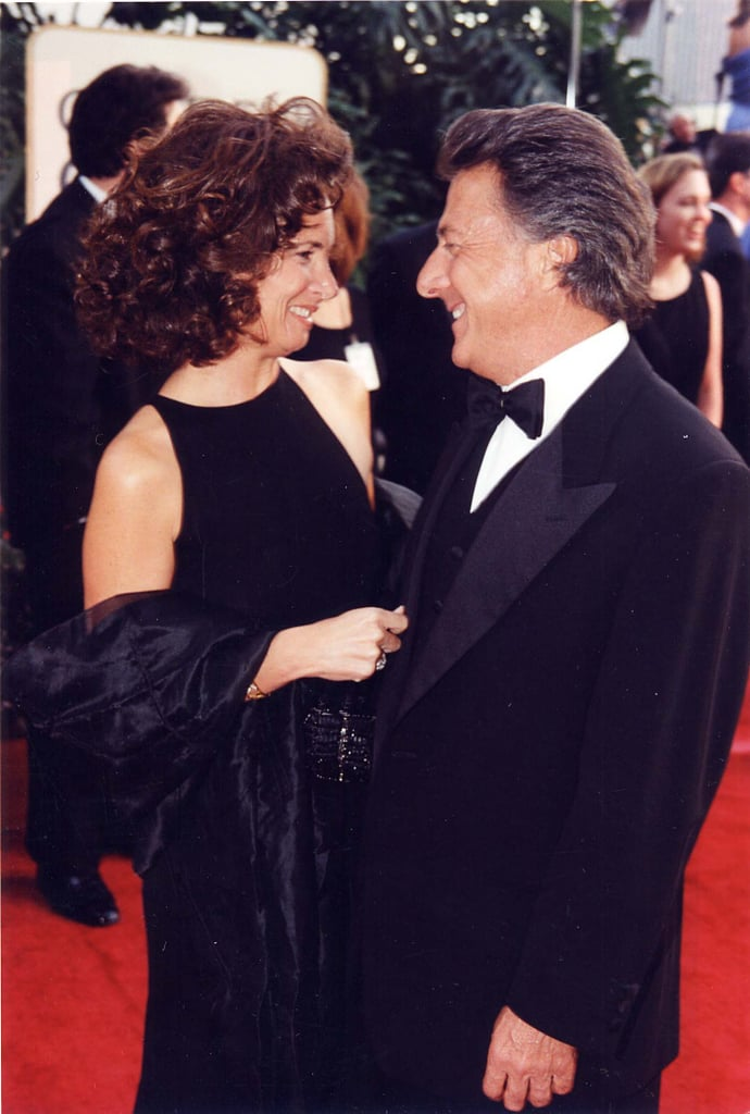 Dustin And Lisa Hoffman Celebrity Couples At The 1997