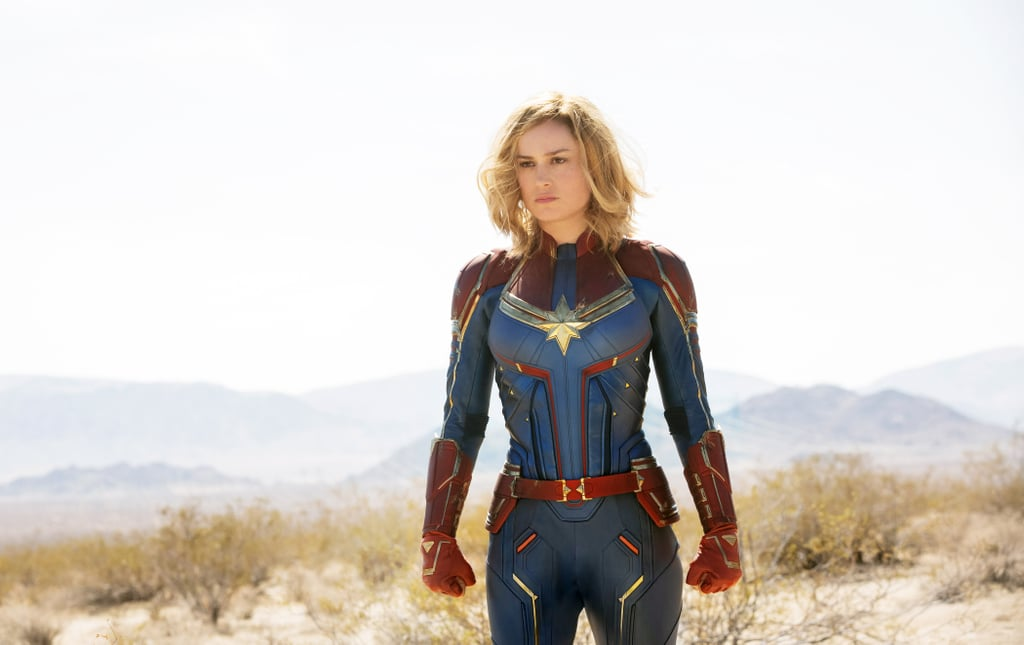 The Diet Brie Followed For Captain Marvel