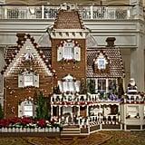 Gingerbread Display at Disney's Grand Floridian Resort