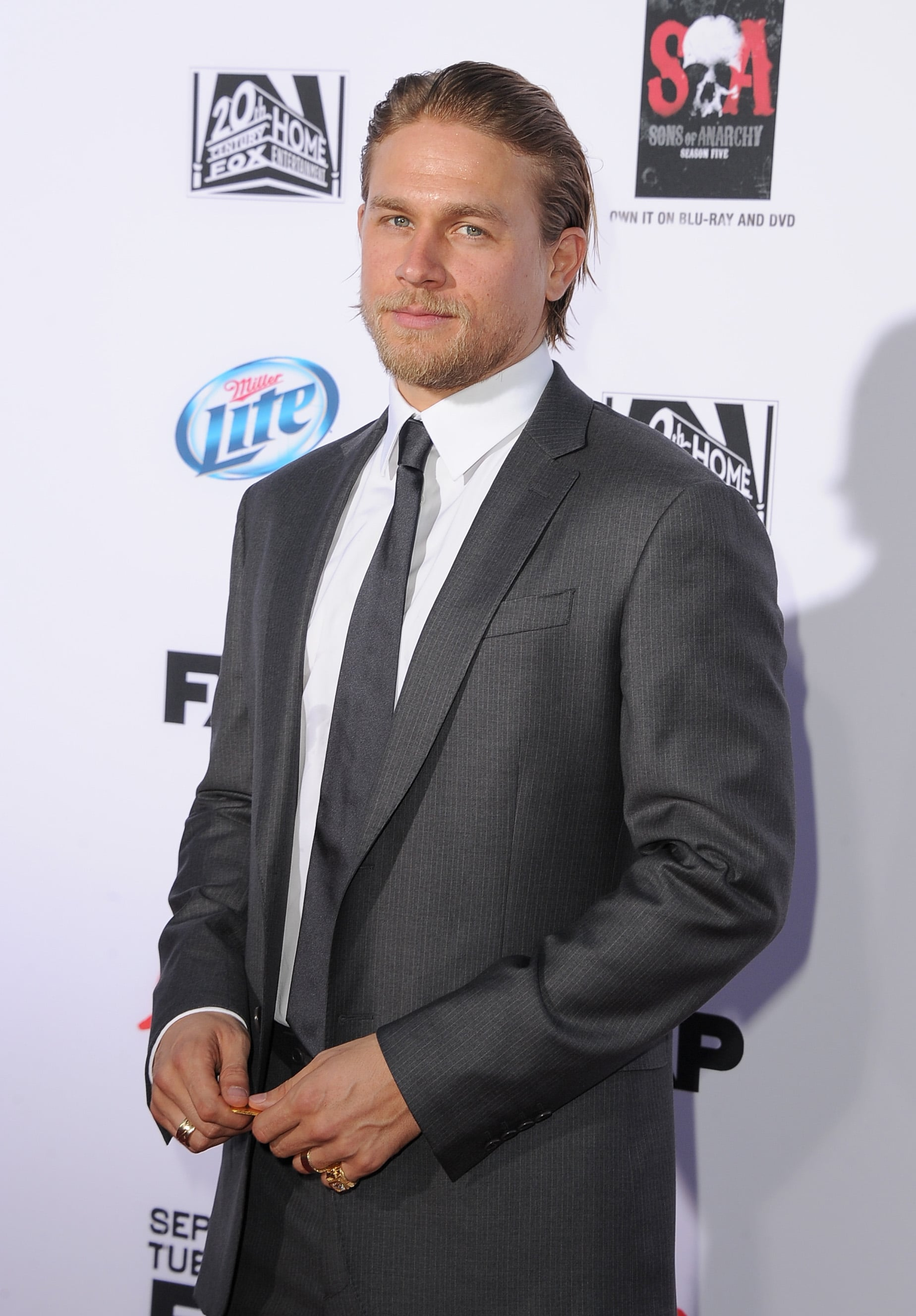 Biggest Shocker Charlie Hunnam Leaves Fifty Shades Of Grey The Best And Worst Of October Entertainment Popsugar Entertainment Photo 2