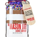 Celebrate! Festive Cookie Mix in a Mason Jar ($16)