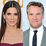 Back in 1992, Sandra dated her Love Potion No. 9 costar Tate Donovan.