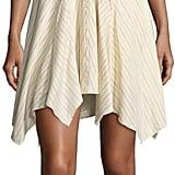 Isabel Marant Pinstripe Racer Dress