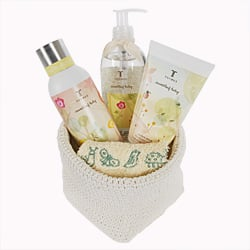 Lil Find:  Sweetleaf Baby Products