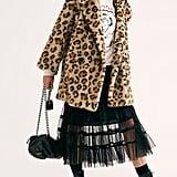 Sienna Leopard Faux Fur Jacket