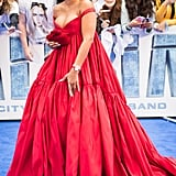 Lady in Red Rihanna
