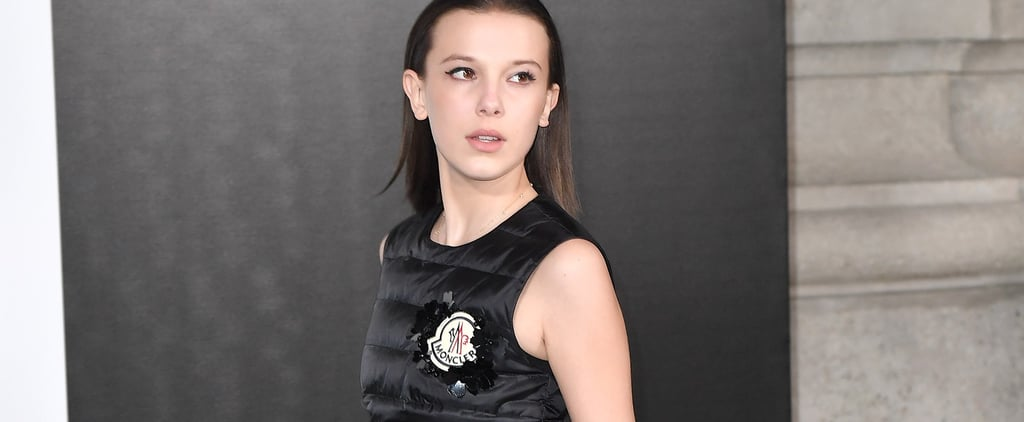 Millie Bobby Brown's Red Carpet Style