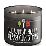 We Whisk You a Merry Christmas Candle ($25)