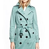 Burberry London Sandringham Cashmere Trench Coat ($2,595)