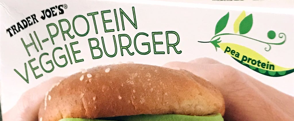 Trader Joe's Hi-Protein Veggie Burger Review