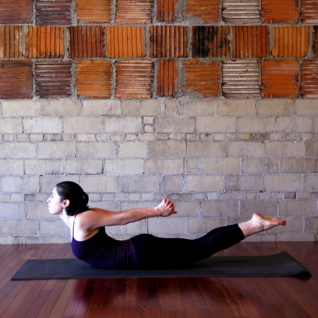 Yoga Poses To Tone Thighs And Bum Popsugar Fitness Australia