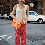 Pajama-Inspired Style