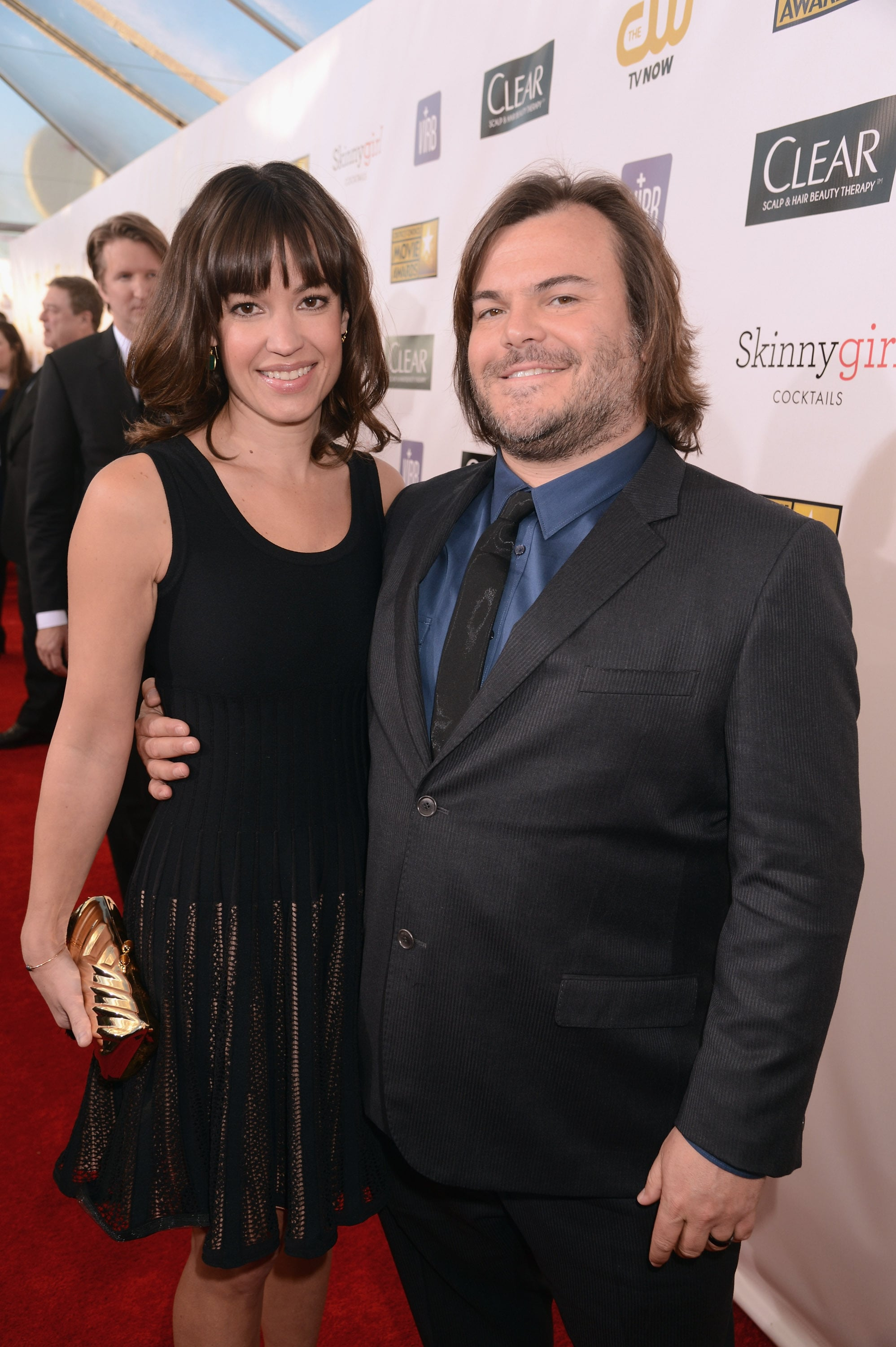 Jack Black and Tanya Haden | Fawn Over All the Fabulous ...