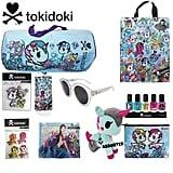 Tokidoki Showbag ($28) Includes:  Duffle bag  Nail polish  Sunglasses