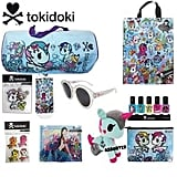 Tokidoki Showbag ($28) Includes:  Duffle bag  Nail polish  Sunglasses