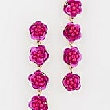 Shashi English Rose Earrings