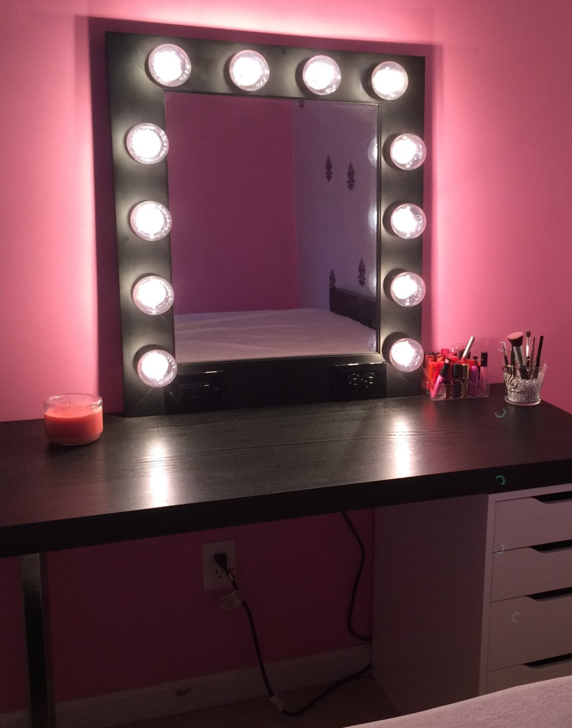 Vanity Makeup Mirror 15 Etsy Gifts For The Beauty Lover Who Has Everything Popsugar Photo 16