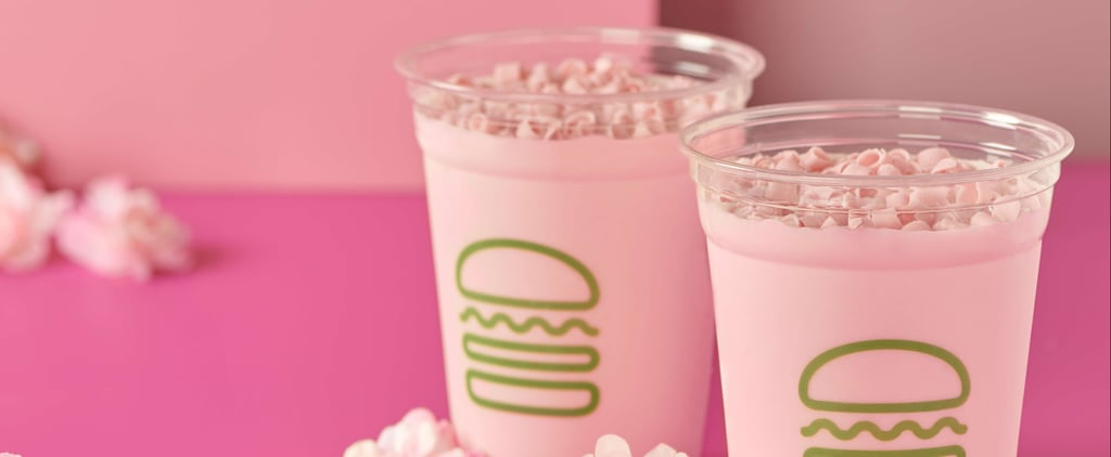 Shake Shack Cherry Blossom Milkshake 2019