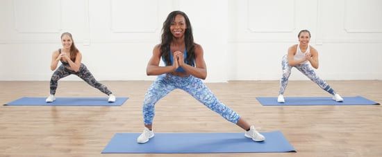30-Minute No-Equipment Full-Body Workout