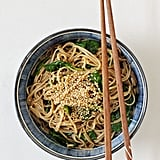 Easy Vegetarian Recipe: Spicy Soba Noodles With Watercress