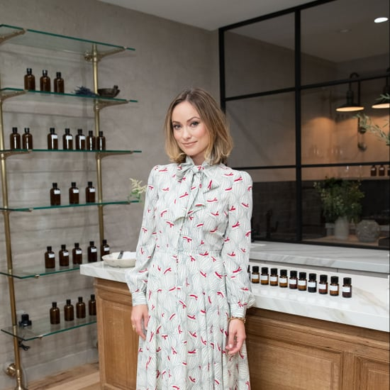 Olivia Wilde True Botanicals Interview 2018