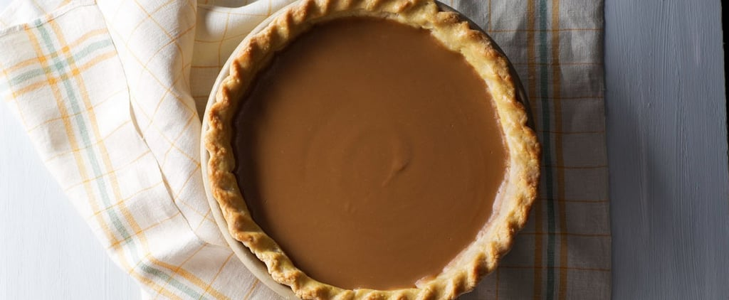 Mario Batali's Butterscotch Pie Recipe