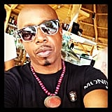 MC Hammer shared a vacation photo from his trip to Europe. Source: Instagram user mchammer