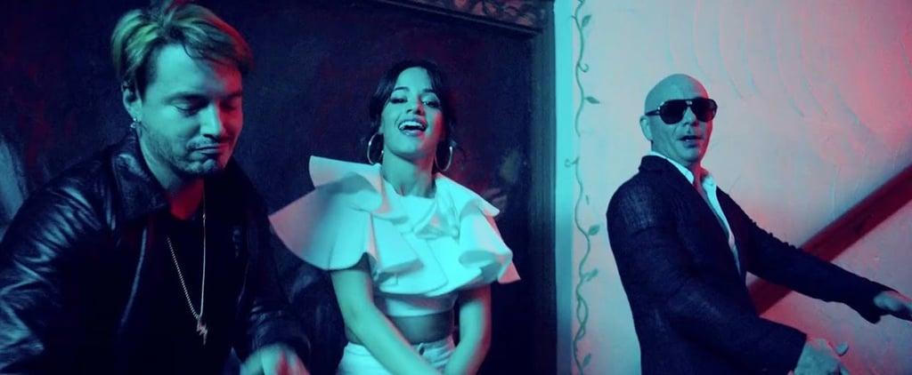 Pitbull, J Balvin, and Camila Cabello's Hey Ma Music Video