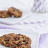 Quinoa Chocolate Chip Courgette Cookies