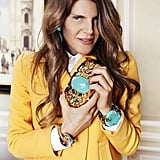 A look at the Anna Dello Russo collection, launching in stores Oct. 4.