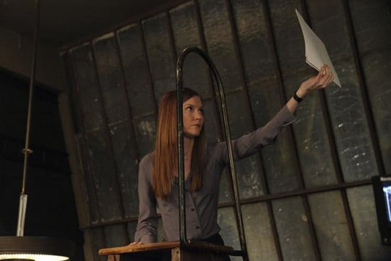 Darby Stanchfield in Scandal.</p> <p>Photos copyright 2012 ABC, Inc.